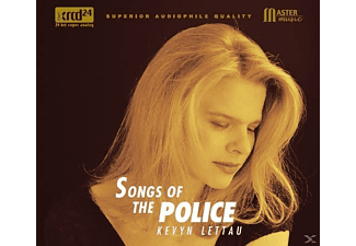 Ketty Lettau - Songs Of The Police - (CD)