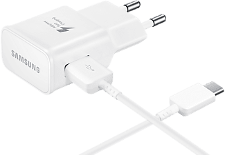 SAMSUNG Chargeur secteur Fast Charge Blanc (EP-TA20EWECGWW)