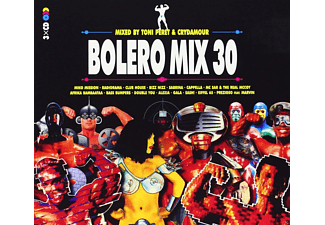Variuos - Bolero Mix 30 - (CD)