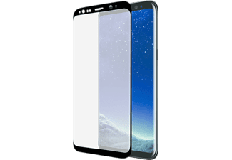 AZURI Tempered glass Edge2Edge Galaxy S8 Zwart (AZSPTGCURVSAG950)