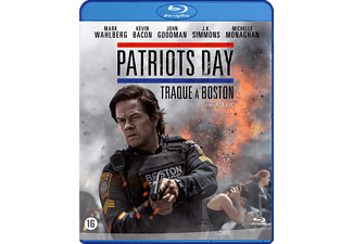 Traque à Boston Blu-ray