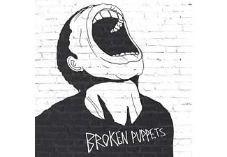Ancient Astronauts / Azeem - Broken Puppets - (LP + Download)