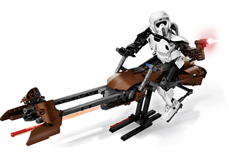 LEGO Scout Trooper™ & Speeder Bike™ (75532) Bausatz