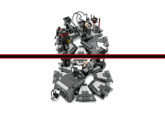 LEGO Darth Vader™ Transformation (75183) Bausatz