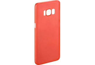HAMA Hardcover Ultra Slim Galaxy S8+ Rood (178763)