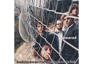 Hmbc (holstuonarmusigbigbandclub) - Hearad (2LP+MP3) - (LP + Download)