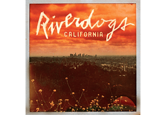 Riverdogs - California (Ltd.Gatefold/Black Vinyl/180 Gramm) - (Vinyl)