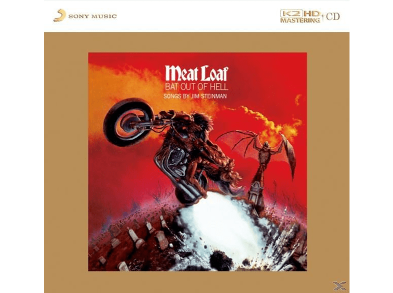 Meat Loaf - Bat Out Of Hell-K2hdcd [CD]