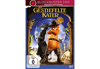 Der gestiefelte Kater - Artwork-Refresh - (DVD)