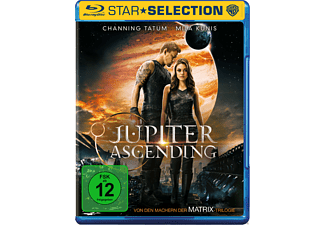 Jupiter Ascending - (Blu-ray)