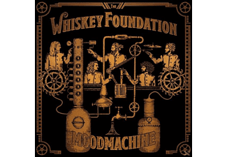The Whiskey Foundation - Mood Machine (+Download) - (Vinyl)