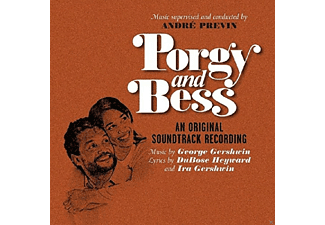 Ost-George Gershwin/Supervised & Conducted By - Porgy And Bess-An Original Soundt - (Vinyl)