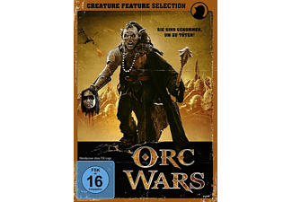 Orc Wars - Creature Feature Selection - (DVD)