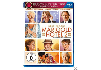 Best Exotic Marigold Hotel 2 - (Blu-ray)