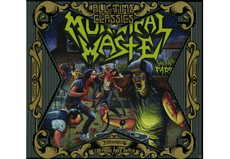 Municipal Waste - The Art Of Partying [CD + Merchandising]