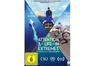 Attention: A Life in Extremes (inkl.Hörfilmfassung) - (DVD)