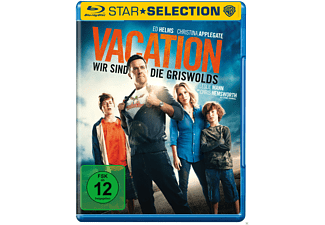 Vacation - Wir sind die Griswolds - (Blu-ray)