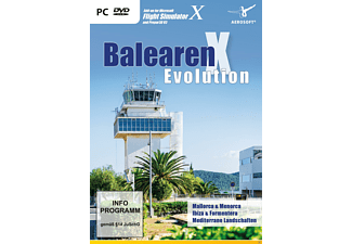 FSX BALEAREN EXTENDED - ADD-ON - PC
