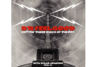 Dr. Feelgood - Gettin' Their Kicks At The Bbc - (CD)
