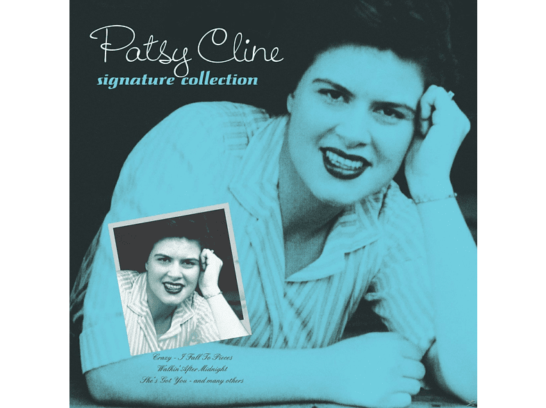 Patsy Cline - SIGNATURE COLLECTION [Vinyl]