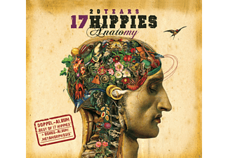 17 Hippies - Anatomy & Metamorphosis - (CD)