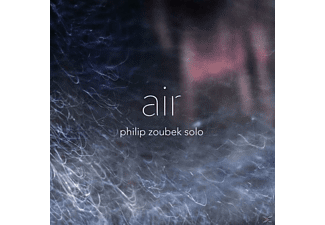 Philip Zoubek - Air - (CD)