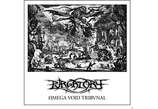 Purgatory - Omega Void Tribvnal [CD]