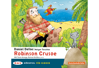 - Robinson Crusoe - (CD)