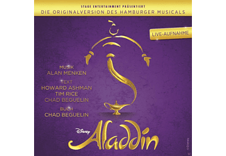 Original Hamburg Cast - Aladdin-Originalversion Des Hamburger Musicals [CD]