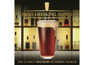 Tommy Makem, Clancy Brothers - Irish Drinking Songs - (CD)