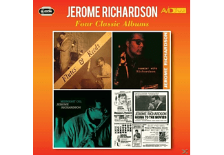 Jerome Richardson - Four Classic Albums - (CD)