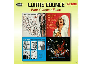 Curtis Counce - Four Classic Albums - (CD)