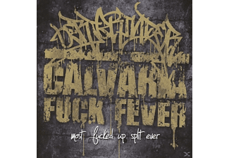 Oerjgrinder & Calvaria Fuck Fever - Most fucked up split ever - (CD)