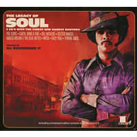 VARIOUS - The Legacy of Soul [CD]