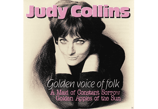 Judy Collins - Golden Voice Of Folk - (Vinyl)