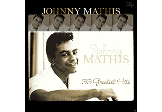 Johnny Mathis - 33 Greatest Hits - (Vinyl)