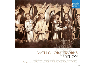 VARIOUS - Bach: Choral Works - (CD)