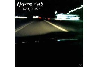 Alabama Kids - Drowsy Driver (Black Vinyl+CD) - (LP + Bonus-CD)