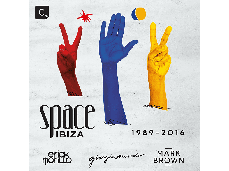 VARIOUS - Space Ibiza 1989-2016 [CD]