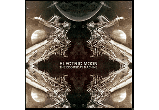 Electric Moon - Thee Doomsday Machine - (CD)