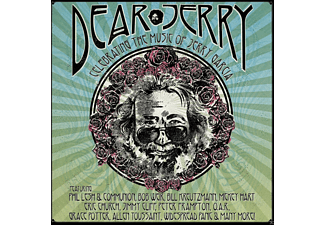VARIOUS - Dear Jerry: Celebrating The Music Of Jerry Garcia - (CD + DVD Video)