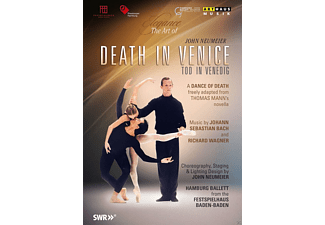 Hamburg Ballett - Death in Venice - (DVD)