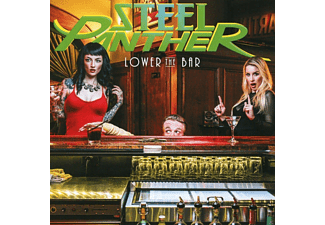 Steel Panther - LOWER THE BAR - (CD)