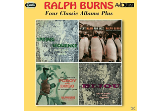 Ralph Burns - Four Classic Albums - (CD)