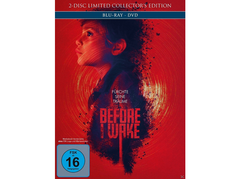 Before I Awake (Limited Collector's Edition) [Blu-ray]
