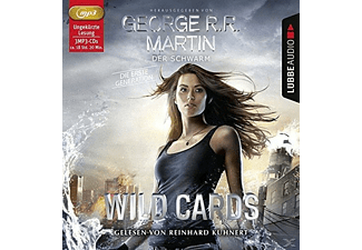 Wild Cards.Die erste Generation - 3 MP3-CD - Science Fiction/Fantasy