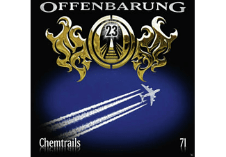 Offenbarung 23-folge 71 - Chemtrails - (CD)