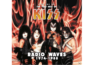 KARONTE Kiss - The Very Best Of Kiss: Radio Waves 1974-1988