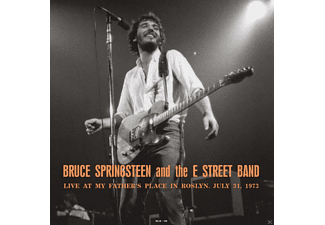 Bruce Springsteen, The E Street Band - Live At My Father's Place In Roslyn, July 31, 1973 - (Vinyl)