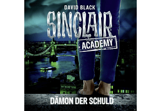 Sinclair Academy-Folge 08 - Dämon der Schuld - 2 CD - Science Fiction/Fantasy